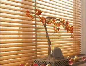 Горизонтальные бамбуковые 25мм