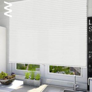 Плиссе Cara 10003. 3D модель общий вид.