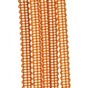 Оранжевый. 3D модель в интерьере.